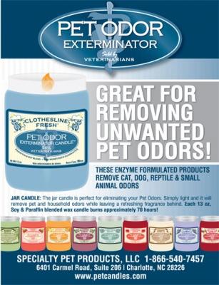 Pet Odor Exterminator
